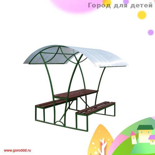 Садовые скамейки с навесом чертежи и