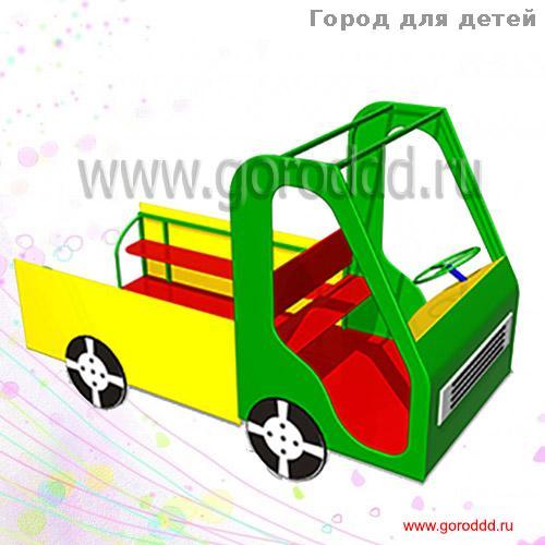 Машинка для детской площадки чертежи