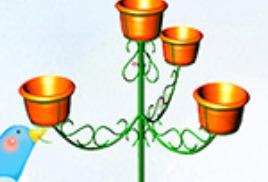 Цветочницы с кашпо – готовое решение для благоустройства территории.